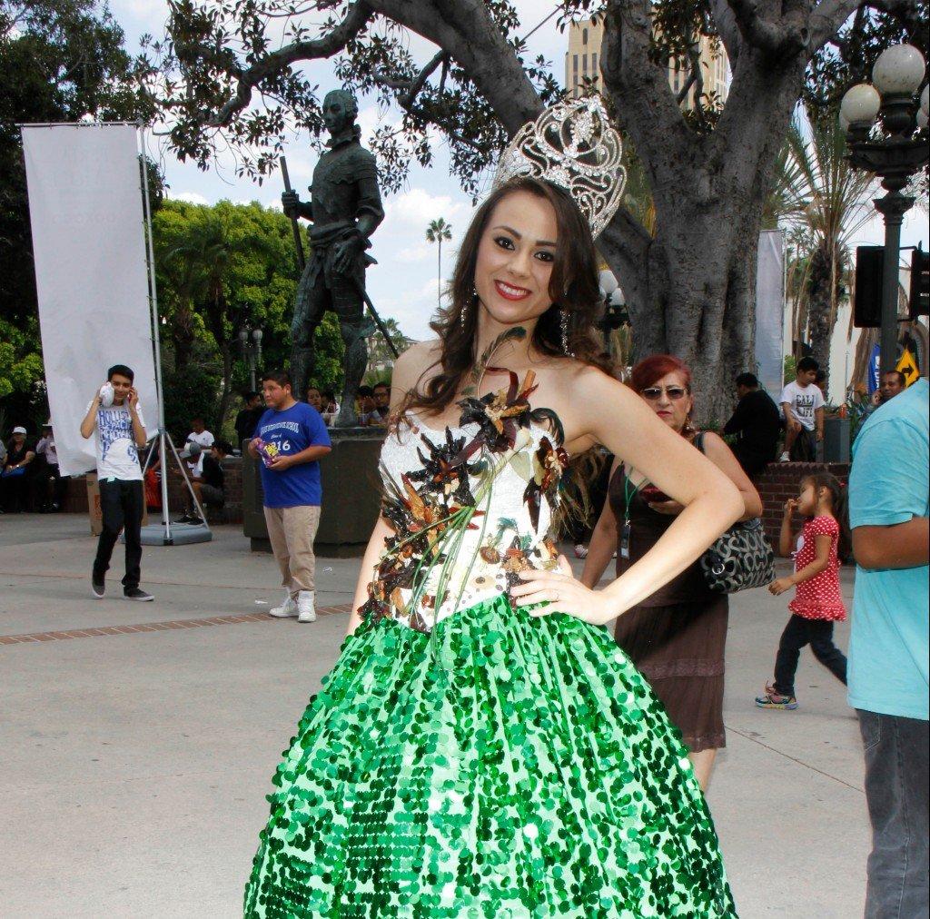 Feria del Mole Miss Mole 2014