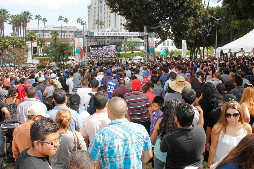 La Feria de Los Moles 2014