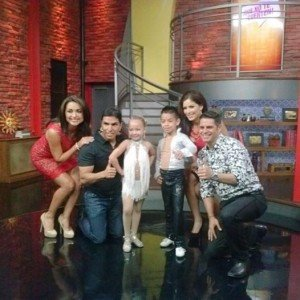 Salsa Fest at Mundo Fox 2014