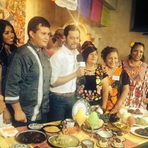 Feria del Mole with Despierta America Univision