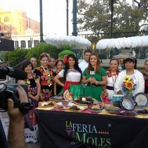 Feria del Mole with Telemundo 52