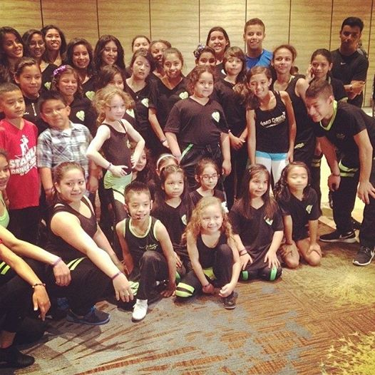 Kids La Salsa Fest Dance Workshop